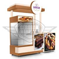 desain booth bakery
