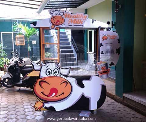 produksi susu murni healthy milk palembang